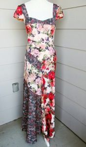 NWT FREE PEOPLE LA FLEUR maxi dress sz 10